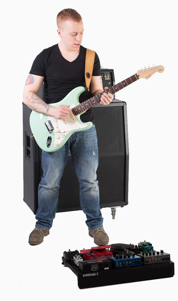 Richard Hillyer - Live & Studio Session Guitarist
