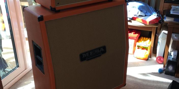 Mesa Head & Cab Recovered